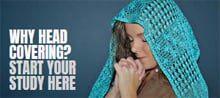 Why Head Covering? Start Your Study Here