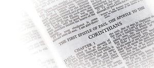 Read 1 Corinthians 11