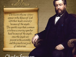 Charles Spurgeon Quote Image #1