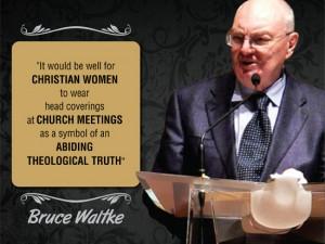 Bruce Waltke Quote Image #1