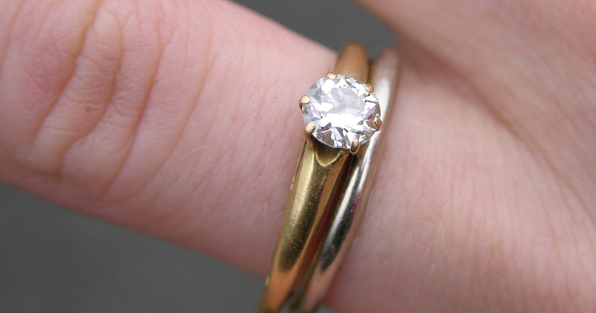 German Wedding Rings 67 Stunning Can we symbolize our