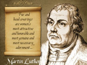 Martin Luther Quote Image #2