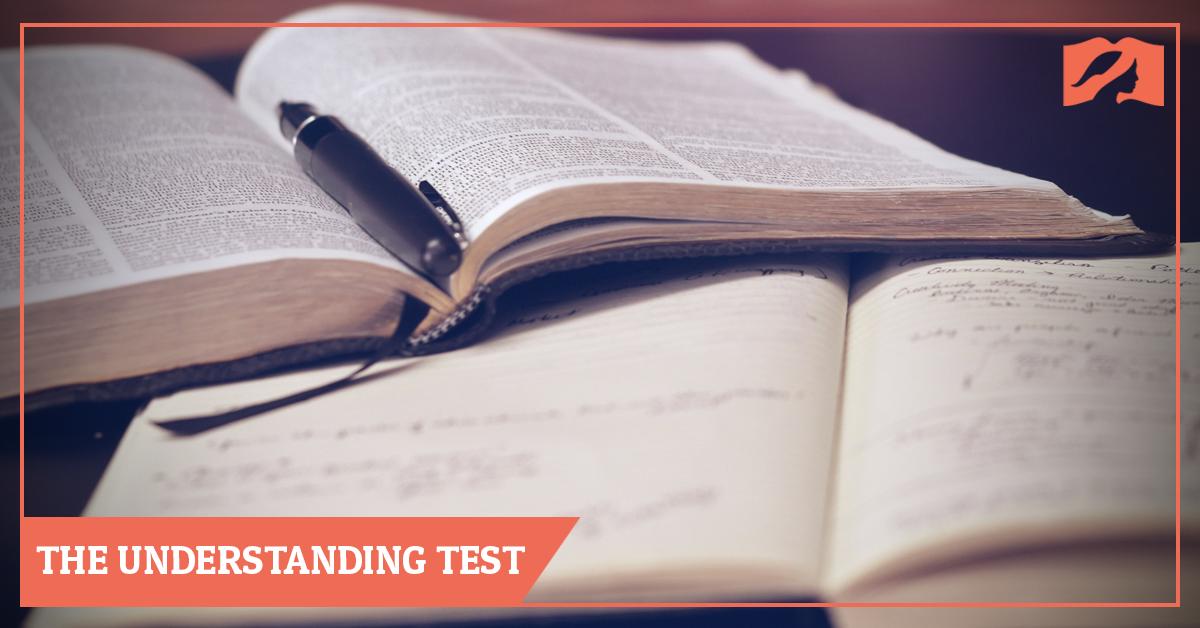The Understanding Test