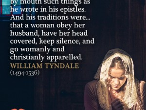 William Tyndale Quote Image #1