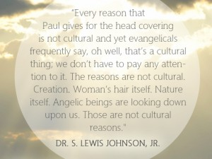 S. Lewis Johnson Quote Image #1
