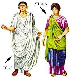Toga & Stola - Side by Side