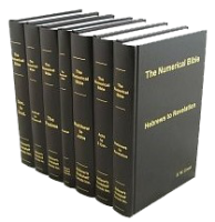 The Numerical Bible (Volume 6)