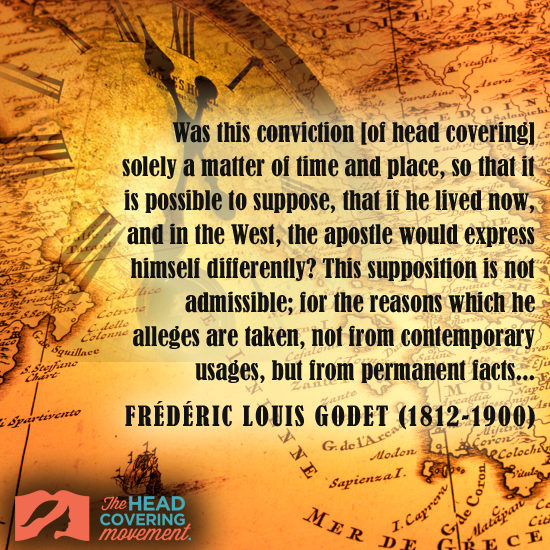Frederic Louis Godet Quote Image #1