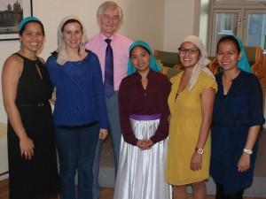 Pastoral Testimony: Robin Bassam