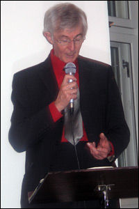 Pastor Robin Bassam