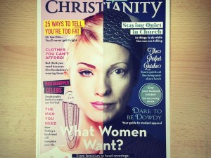 Premier Christianity Magazine: My Headcovering Experiment