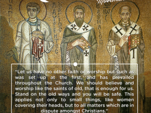 Anonymous Clergyman's Quote Image