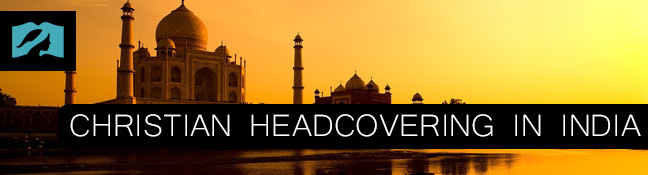 Christian Headcovering in India