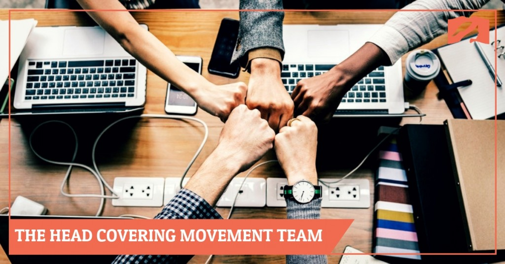 The Head Covering Movement Team