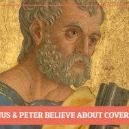 What Did Linus & the Apostle Peter Believe About Head Covering?