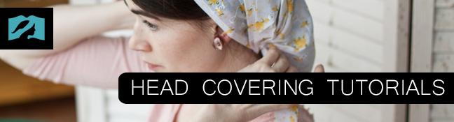 Headcovering Tutorials