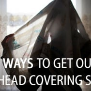 5 Ways to Get Out of a Head Covering Slump