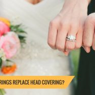 Can Wedding Rings Replace Head Covering?