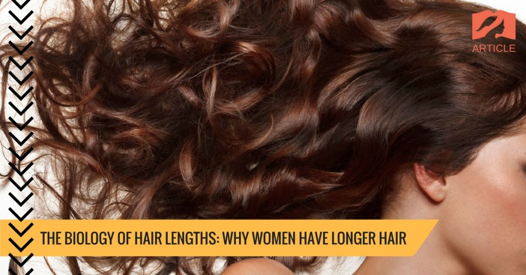 The Biology of Hair Lengths: Why it's Natural for Women to Have Longer Hair