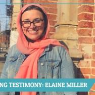Covering Testimony: Elaine Miller