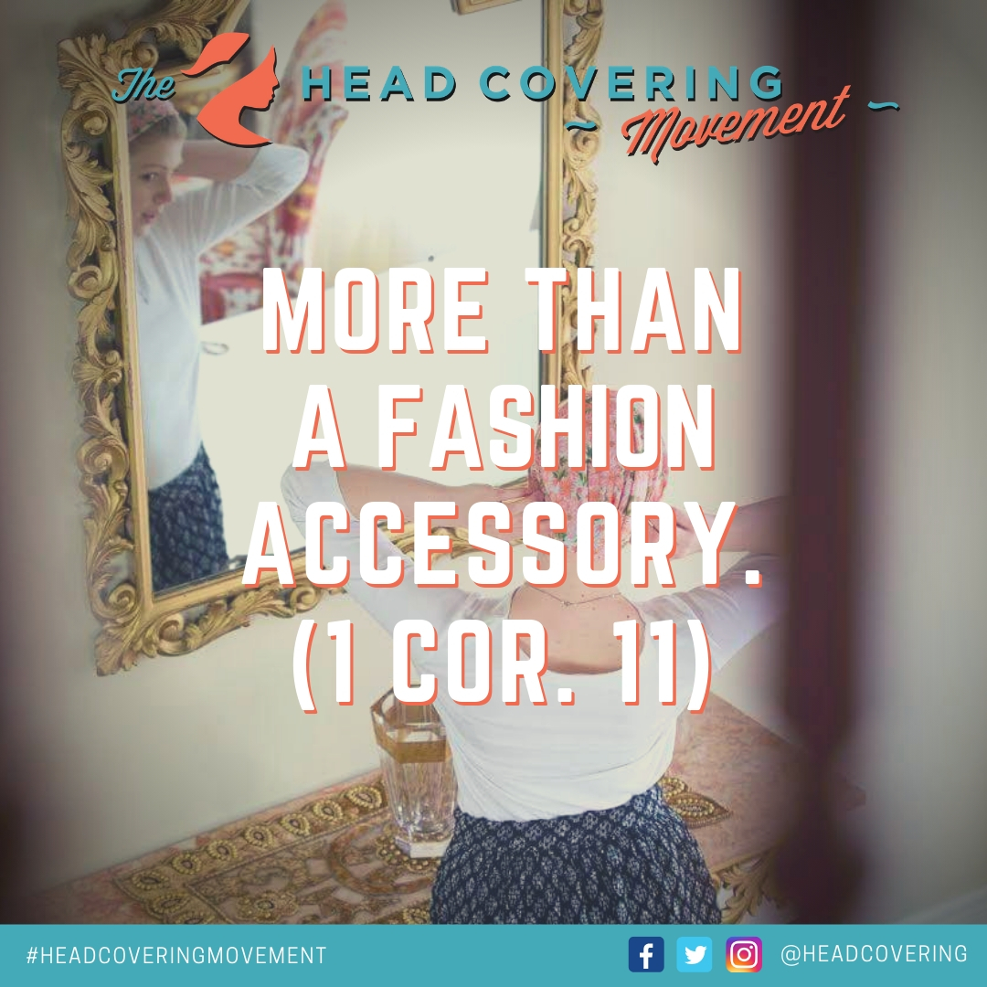 #HeadCoveringMotivation (#2)