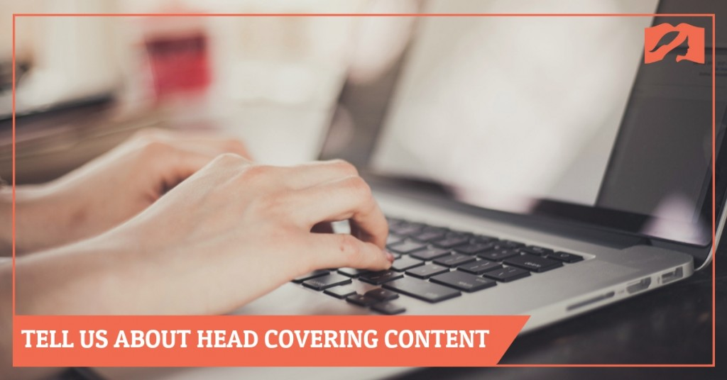 Tell Us About Head Covering Content