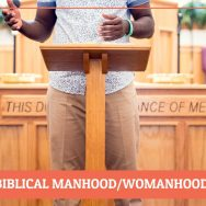 Biblical Womanhood (Audio Sermon)