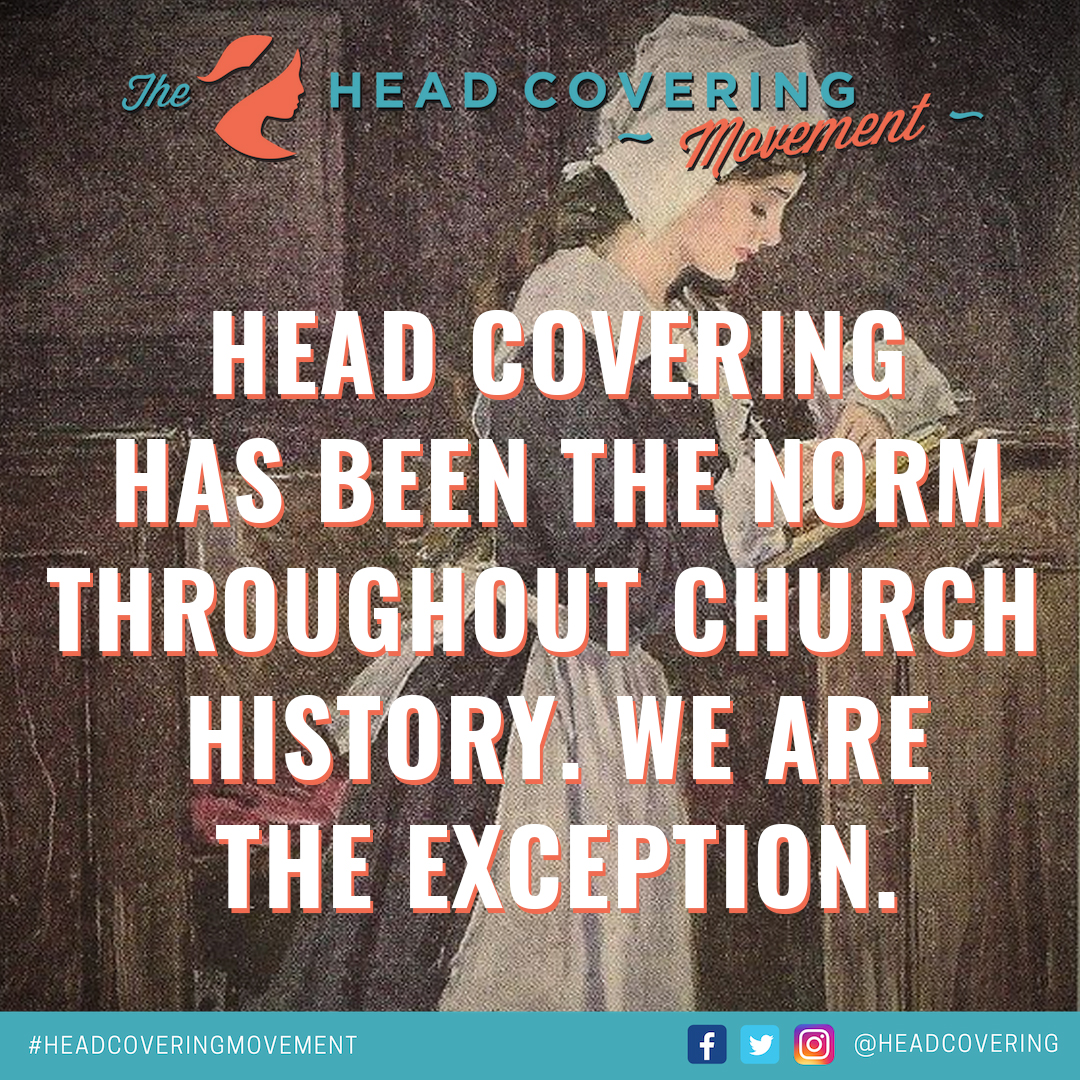 #HeadCoveringMotivation (#6)