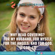#HeadCoveringMotivation (#7)