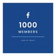Over 1000 Members! Join us today.