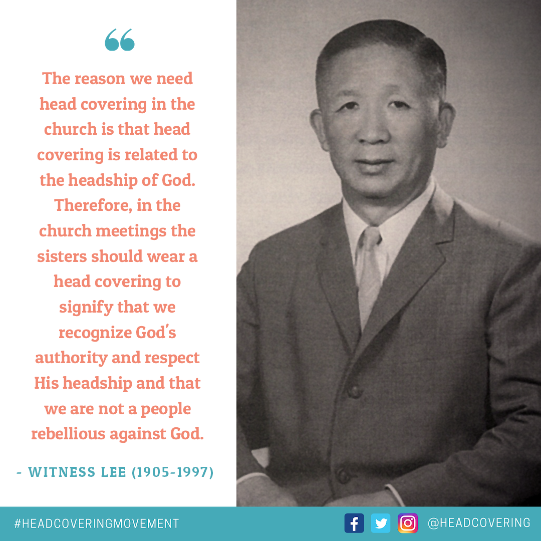 Witness Lee Quote Image