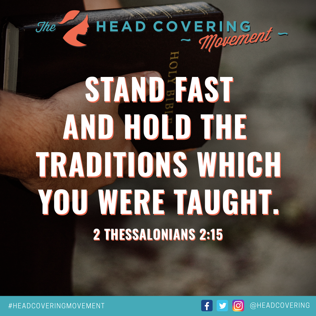 Bible Motivational: 2 Thessalonians 2:15